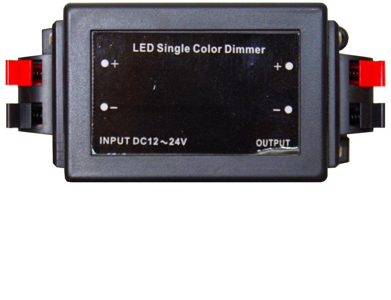 ITLEDLEDSingleColorDimmer (no remote shown)