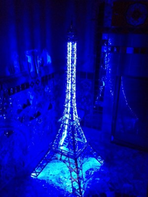 Eiffel Tower LED